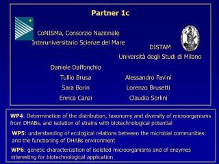 CoNISMa, Consorzio Nazionale Interuniversitario Scienze del Mare