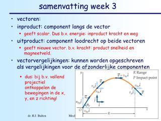 samenvatting week 3