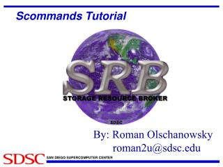Scommands Tutorial