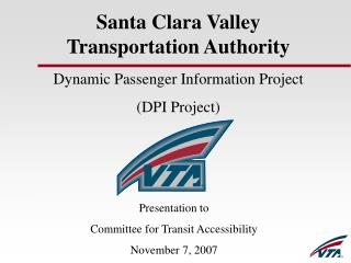 Santa Clara Valley Transportation Authority