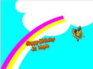 Happy Birthday Sr. Virgie