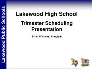 Lakewood Public Schools