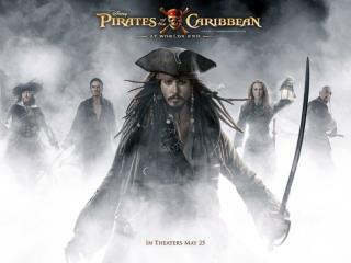 Pirates of the Caribbean Directed by  Gore Verbinski  ( 1-3 ) Rob Marshall  ( 4 )