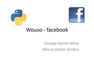 Wouso - facebook