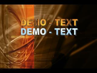 DEMO - TEXT