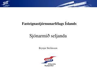 Fasteignastjórnunarfélags Íslands