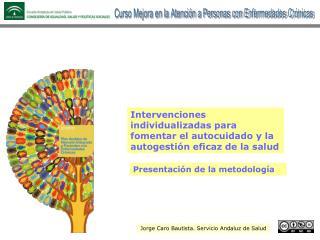 Intervenciones individualizadas para fomentar el autocuidado y la autogestión eficaz de la salud
