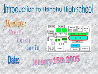 Introduction to Hsinchu High school