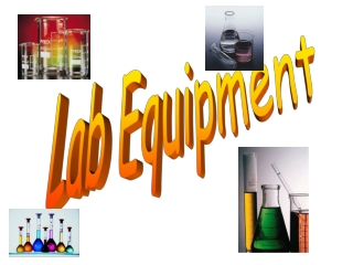 Lab Equipment  Measurement