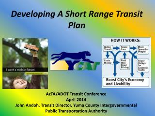 Developing A Short Range Transit Plan