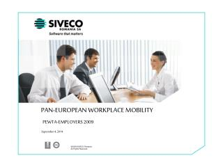 PAN-EUROPEAN WORKPLACE MOBILITY