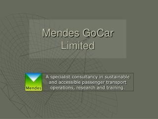 Mendes GoCar Limited
