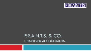 F.R.A.N.T.S.  Co. Chartered  Accountants