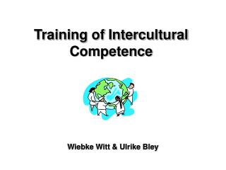 Training of Intercultural Competence