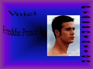 Freddie Prince Jr