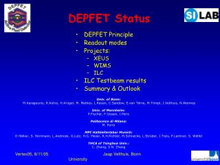 DEPFET Status