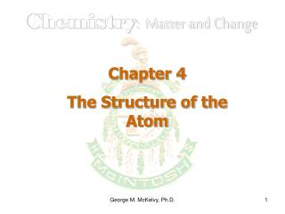 Chemistry:  Matter and Change