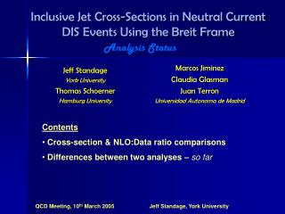 Inclusive Jet Cross-Sections in Neutral Current DIS Events Using the Breit Frame