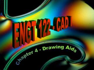 ENGT 122 - CAD I