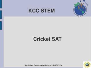 KCC STEM
