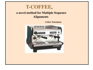 T-COFFEE , a novel method for  Multiple Sequence Alignments