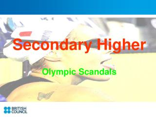 Secondary Higher