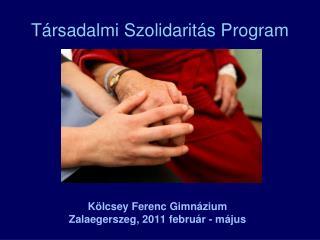Társadalmi Szolidaritás Program