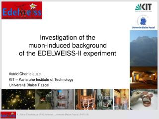 Investigation of the  muon-induced background  of the EDELWEISS-II experiment
