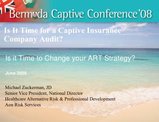 Is It Time for a Captive Insurance Company Audit