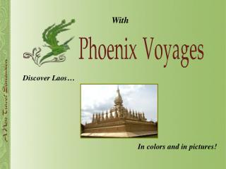 Discover Laos…