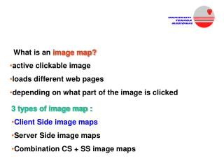 What is an  image map?