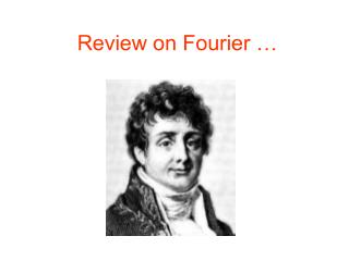 Review on Fourier …