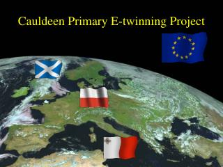 Cauldeen Primary E-twinning Project