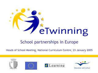 School partnerships in Europe