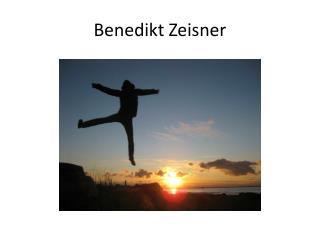 Benedikt Zeisner