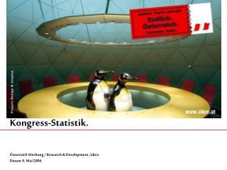 Kongress-Statistik.