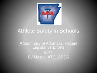 Athlete Safety In Schools