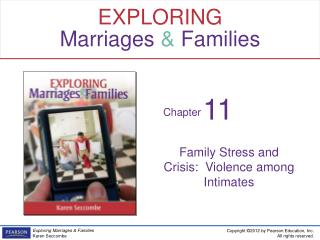 Family Stress and Crisis:  Violence among Intimates