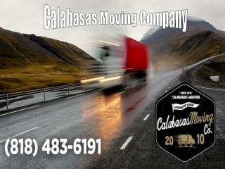 Calabasas Movers Make Your Life Easier