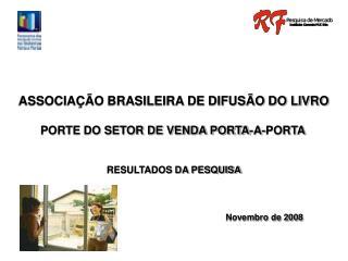 ASSOCIAÇÃO BRASILEIRA DE DIFUSÃO DO LIVRO
