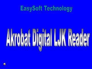 Akrobat Digital LJK Reader