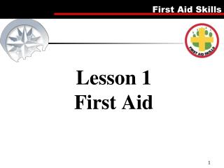 Lesson 1 First Aid