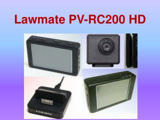 Lawmate PV-RC200 HD