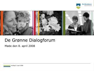 De Grønne Dialogforum