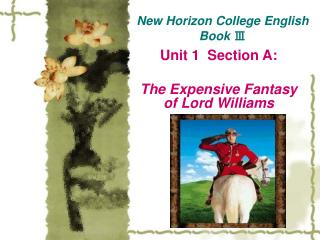New Horizon College English Book  Ⅲ
