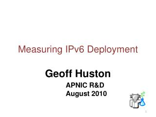 Measuring IPv6 Deployment