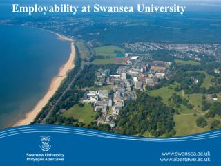 Employability at Swansea University