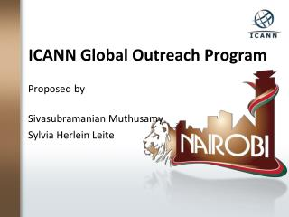 ICANN Global Outreach Program