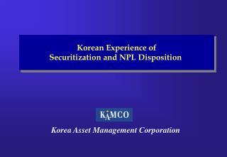 Korea Asset Management Corporation