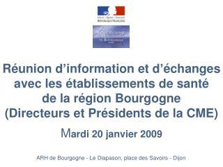 ARH de Bourgogne - Le Diapason, place des Savoirs - Dijon